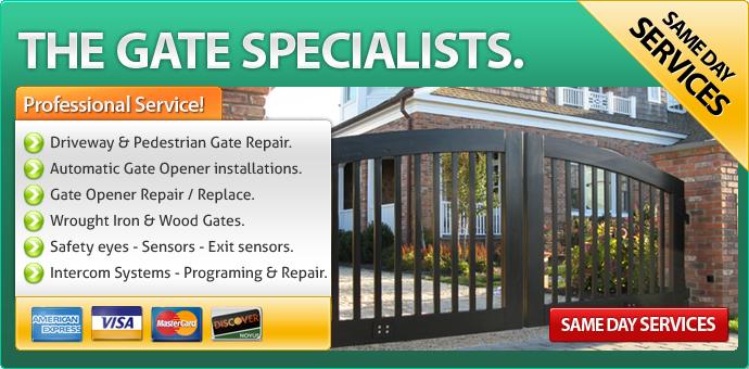 Gate Repair Covina CA